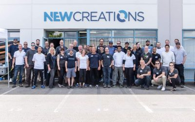 New Creations has been helping people for 30years!